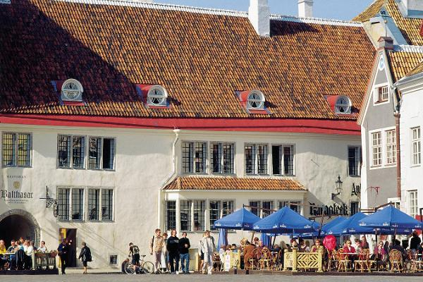 Food Sightseeing: Medieval Tallinn - a culinary voyage of discovery in the medieval Old Town
