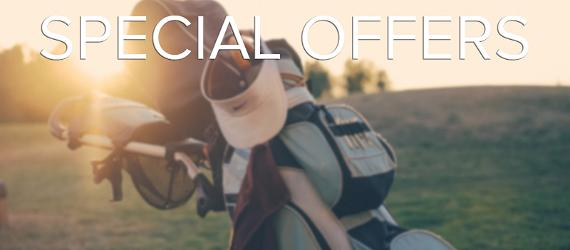 Golf holiday special offers