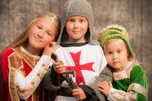 Take a medieval photo of yourself