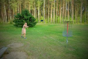 Padise disc golf