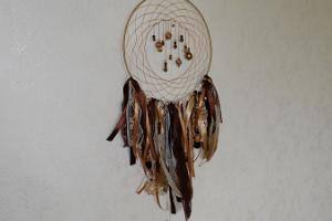 Dreamcatcher workshop at Kallaste Tourism Farm