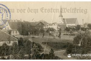 Exhibition: Old Photos of Pärnu: The Cityscape before World War I