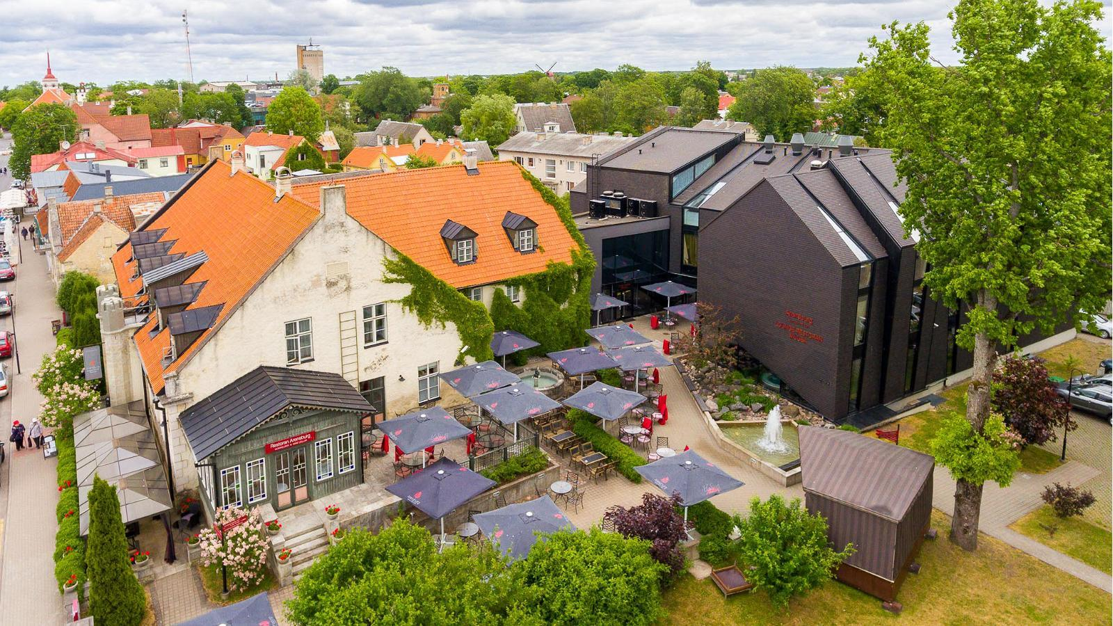 Arensburg Boutique Hotell & Spa