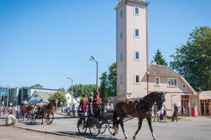 Hiiumaa Tourist Information Centre at the Cafes Day