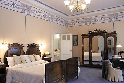 Ammende – suite bedroom