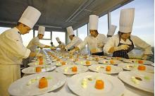 The final competition of Bocuse d'Or Estonia