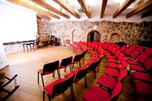 Seminar Rooms at the Mooste Distillery 