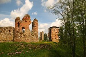 Vastseliina Episcopal Castle