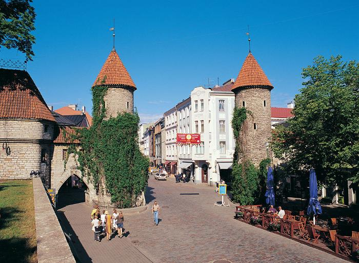 Tallinn: la capital de Estonia
