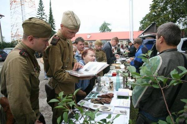 Valga antiquity and handicraft fair