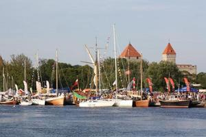 Meerestage in Kuressaare