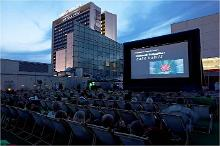The Rooftop Cinema will open its third season in May!