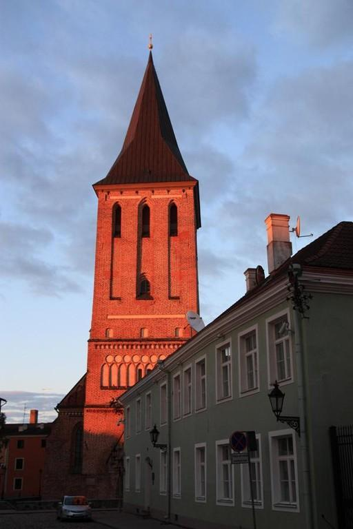 St John's Church in Tartu