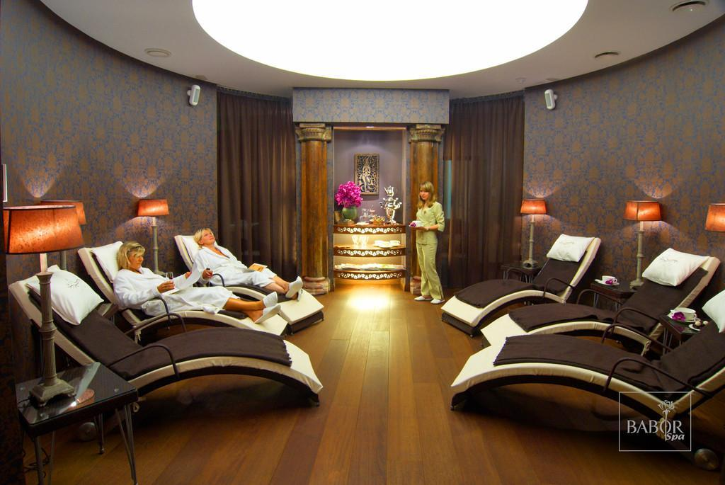 Babor Spa - recreation room