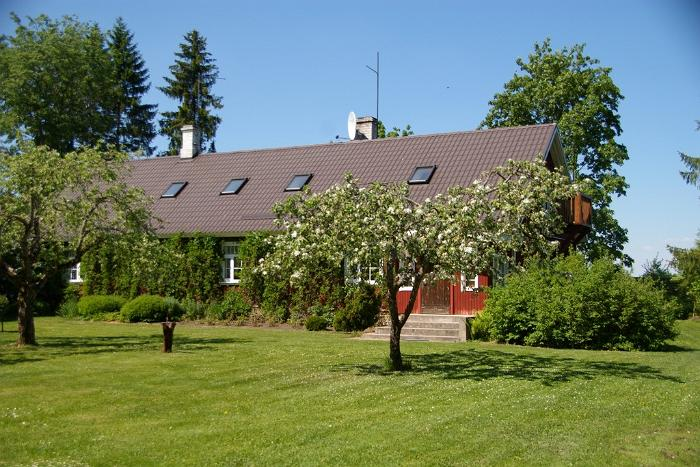 Home Accommodation in Jäägi Farm - Main House