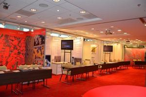 Exhibition at Park Inn by Radisson Meriton Conference & Spa Hotel Tallinn