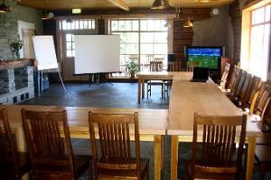 Guesthouse Kevvai Conference Room