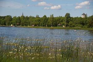 Paide Artificial Lake