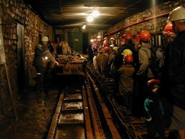 Mineshafts now open to visitors at Kohtla-Nõmme Mining Park