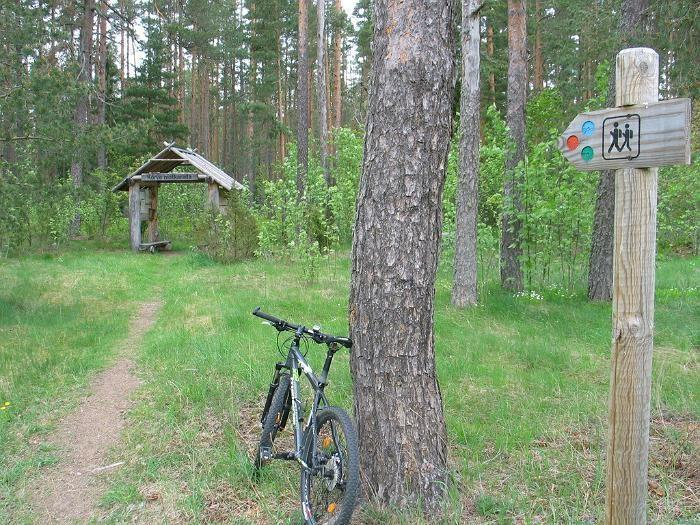 RMK Kiling-Nõmme Hiking Trail