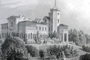 Keila-Joa Manor during the lifetime of the first owner