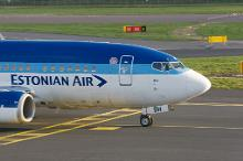 Estonian Air improves onboard services