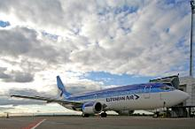 Estonian Air's permit to operate on Tallinn-St Petersburg route was extended until 27.03.2010
