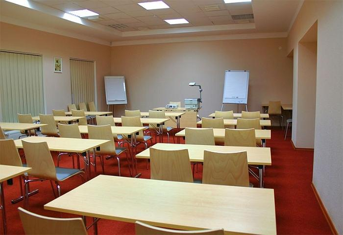 Narva Hotel – conference hall