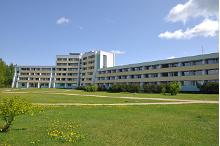 Hotel von Sanatorium Vrska