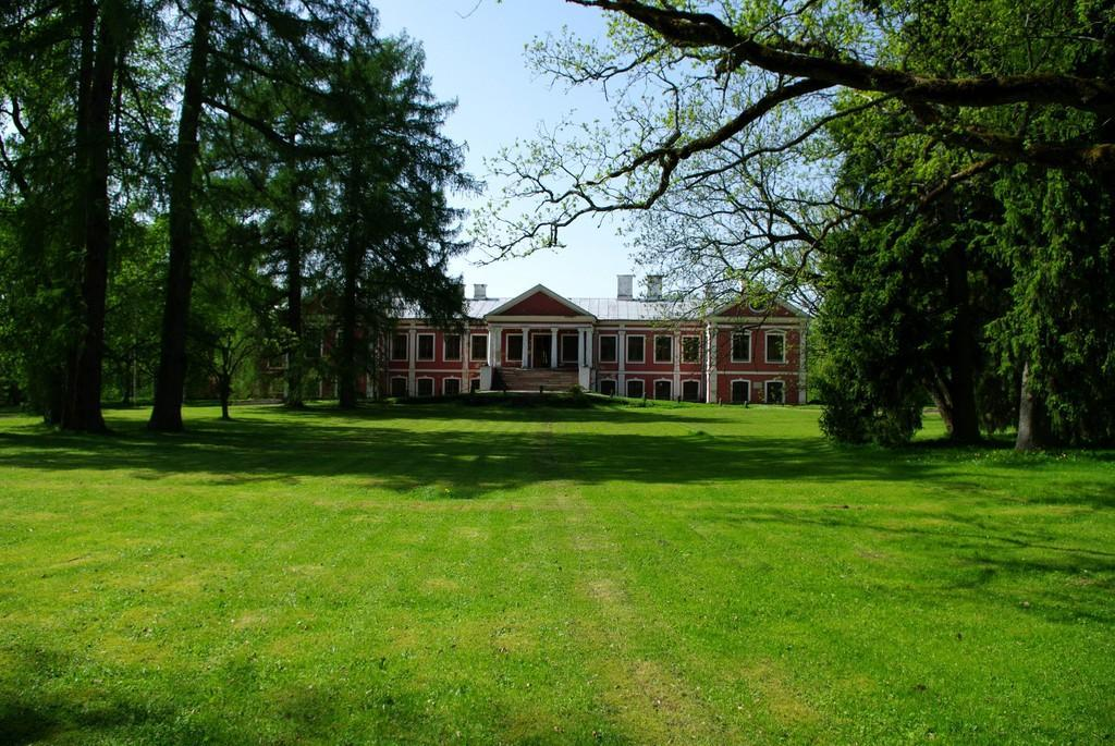 The Õisu Manor main building