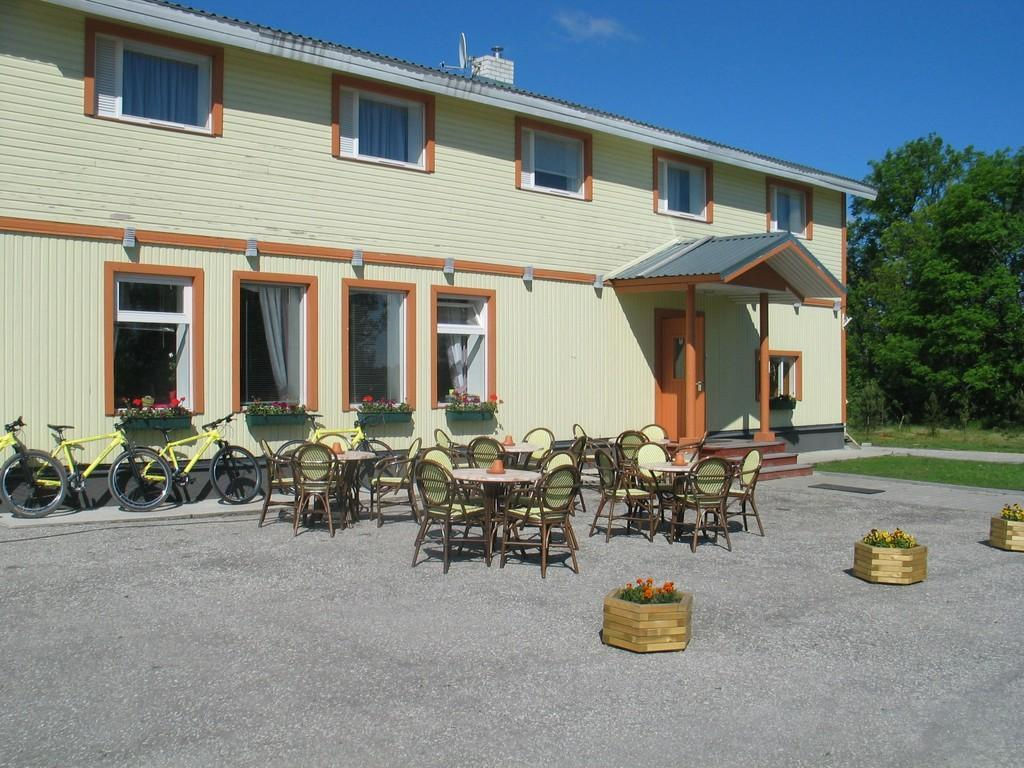 Ristimäe Holiday Centre - main building