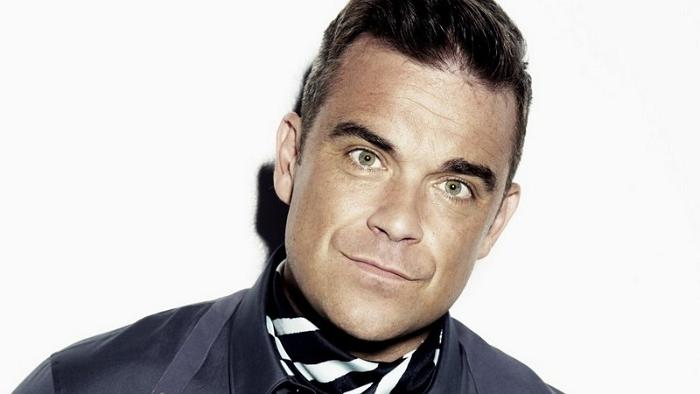 Robbie Williams Announces Concert in Estonia