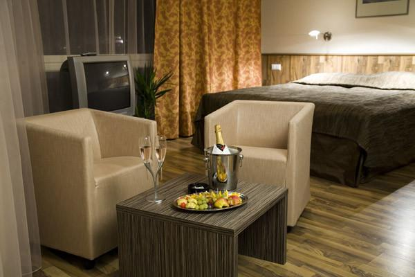 Strand Spa & Conference Hotel, Marine Deluxe room