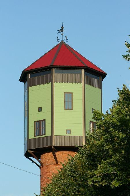 Viljandi Old Water Tower