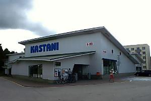 Kastani Shopping Centre, exterior view