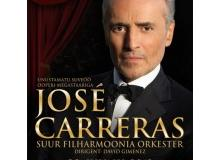 Tallinn Star Weekend,  Jose Carreras &amp; orkester