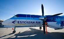 Virolainen lentoyhti Estonian Air aloittaa lennot Helsinki-Tallinna linjalla!