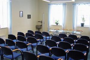 Seminar room at Laagna Hotel