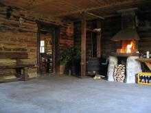 Mnni Farm smoke sauna