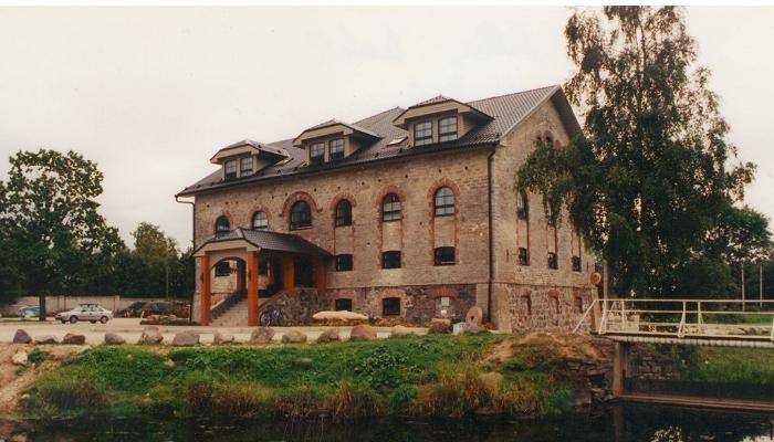Main building of Hotel Veski-Silla