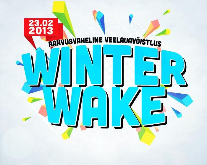 Winter Wake International wakeboarding competition