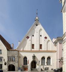 In neuem Glanz: Das Historische Museum in der Groen Gilde in Tallinn