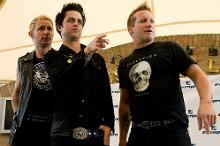 Green Day to Play in Tallinn on Midsummer