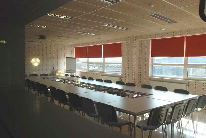 Tamsalu sports complex seminar rooms