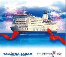 Tallinn-St Petersburg ferry line opened