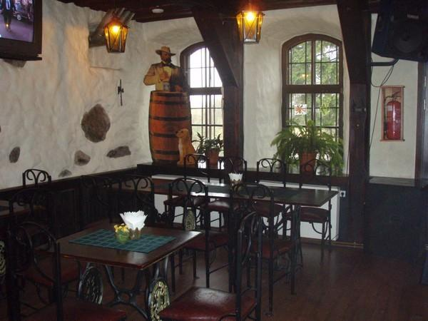 Krantsi tavern – dining room