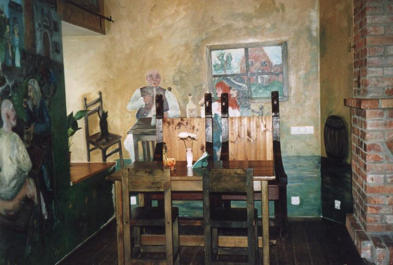 Arturi inn – dining room