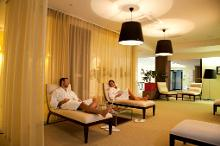 Das Wellnesszentrum im Meresuu SPA &amp; Hotel