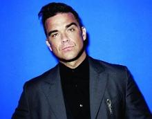 Concierto de Robbie Williams en Tallin