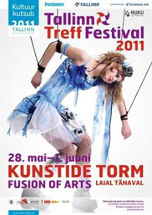 Tallinn Treff Festival and the fusion of arts